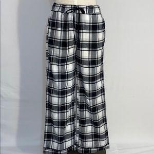 Free Press Buffalo Plaid Flannel Pajama Bottoms